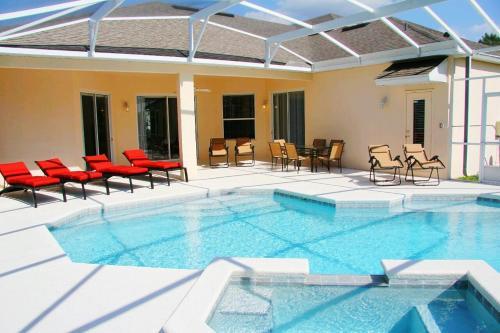 Orlando Holiday Villa - Davenport, FL 33897