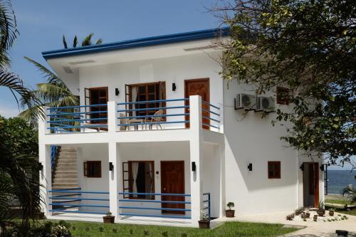 . Villa in Blue