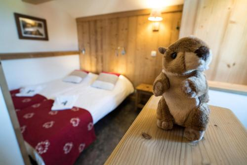 Accommodation in Les Carroz