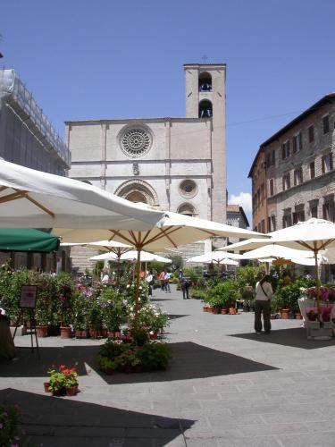 Via San Lorenzo 3, 06059 Todi, Umbria, Italy.