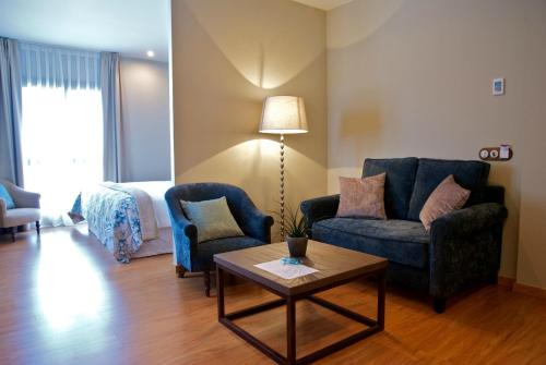 Deluxe Zimmer mit Queensize-Bett - Einzelnutzung Hotel Villa Monter 10