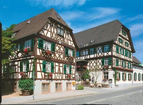 Hotel-overnachting met je hond in Obere Linde - Oberkirch