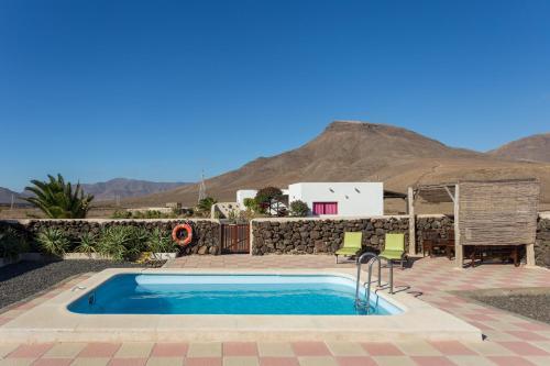 Casa Pilar, Aurora y Tarabilla en Finca Ecológica Hovedfoto