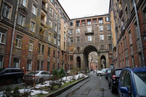 Апартаменты на Рубинштейна 15 Апартаменты