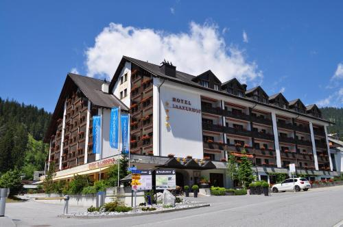 Accommodation in Laax