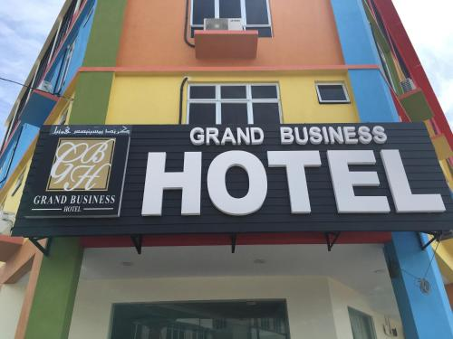 Grand Business Hotel Besut