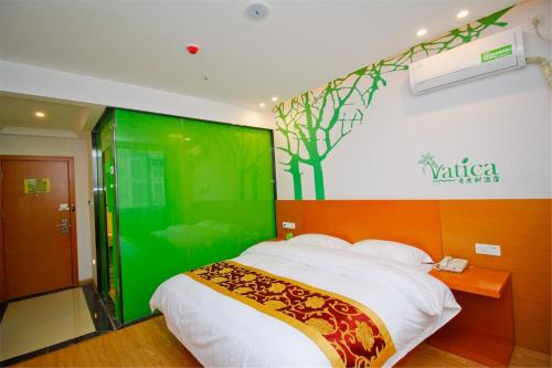 Vatica Beijing Chaoyang West Dawang Road Jiulongshan Subway Station Hotel photo 2