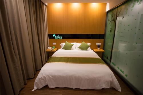 Vatica Beijing Chaoyang West Dawang Road Jiulongshan Subway Station Hotel photo 12