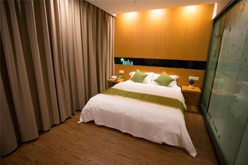 Vatica Beijing Chaoyang West Dawang Road Jiulongshan Subway Station Hotel photo 13