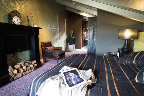Suite Hotel Cardamomo Siguenza 32