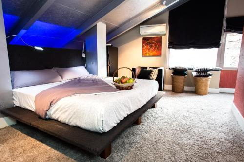 Habitación Doble Superior Hotel Cardamomo Siguenza 28