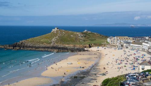 Atlantic Heights Guest House, St Ives, Cornwall