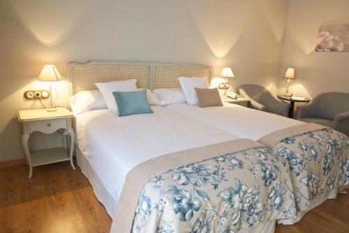 Deluxe Doppel-/Zweibettzimmer - Einzelnutzung Hotel Villa Monter 2