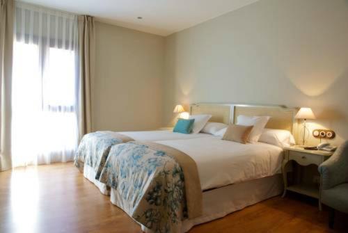 Deluxe Doppel-/Zweibettzimmer - Einzelnutzung Hotel Villa Monter 19