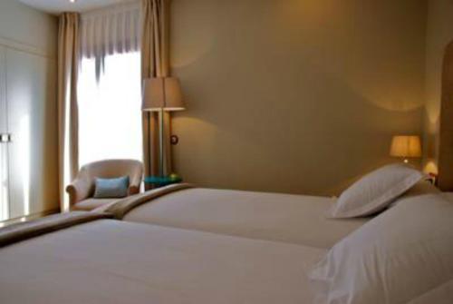 Habitación Doble - 1 o 2 camas Hotel Villa Monter 2