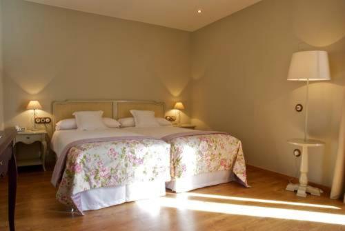 Deluxe Doppel-/Zweibettzimmer - Einzelnutzung Hotel Villa Monter 1