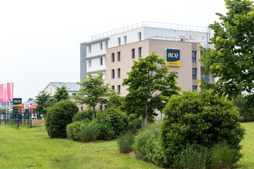 Ace Hotel Caen Nord Memorial