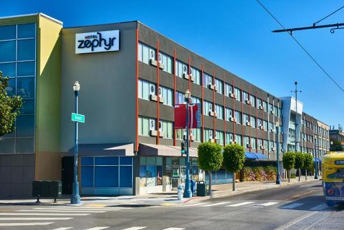 Hotel Zephyr San Francisco photo 50