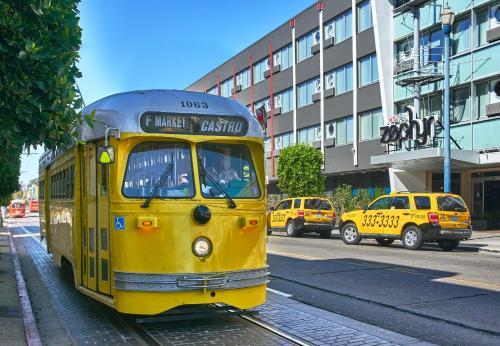 Hotel Zephyr San Francisco photo 54
