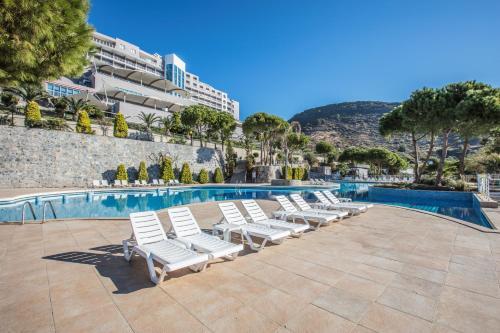 A Hotel Com Aria Claros Beach Spa Resort All Inclusive 24h