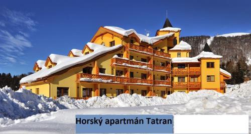 . Horský Apartmán Tatran