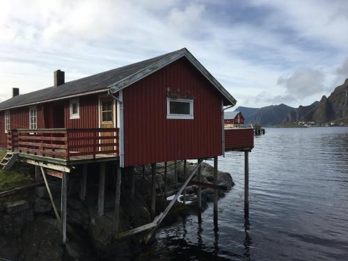 . Buodden Rorbuer - Fisherman Cabins Sørvågen