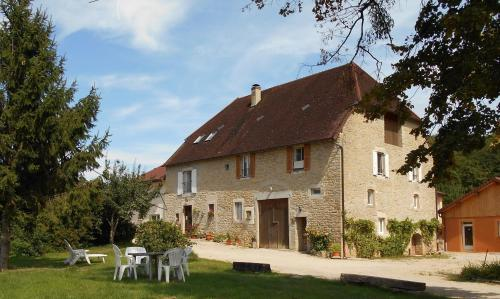 Accommodation in Montmorot