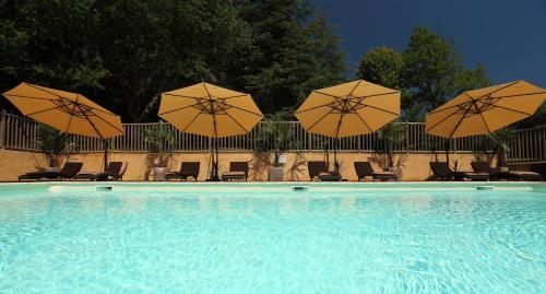 . Hôtel Le Clos Roussillon près de Sarlat