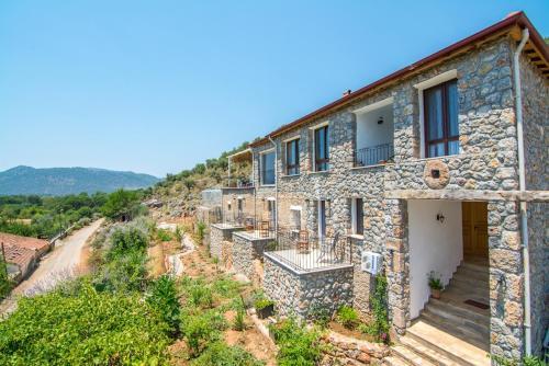 Fethiye Villa Kaya Peace 4 Bedroom ulaşım