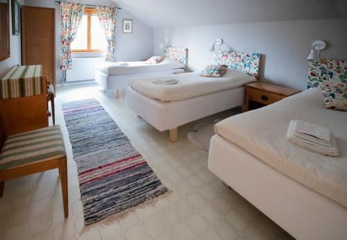 Hotel-overnachting met je hond in Mellangården - Västerbykil