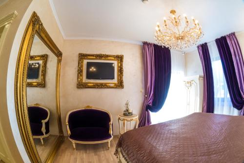 Cameră King cu vedere la munte (King Room with Mountain View)