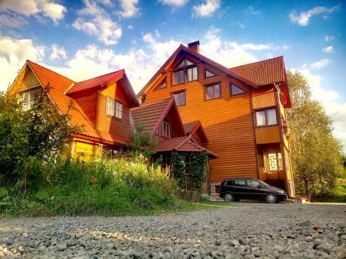 Gostynniy Dvir Raytshtoky - Hotel - Vorokhta