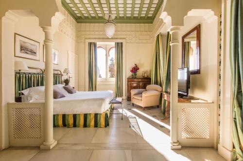 Superior Doppelzimmer Hotel Castillo de Santa Catalina 5