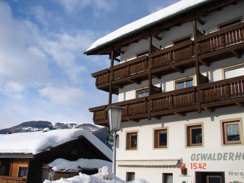 Фото отеля Oswalderhof