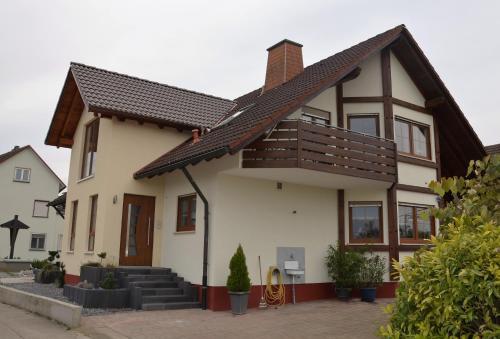 Ferienwohnung Sigrid - Apartment - Forchheim