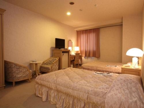 野上总统酒店 image