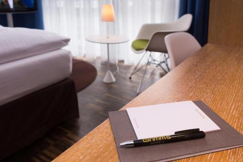 GRIMM's Hotel Mitte photo 56