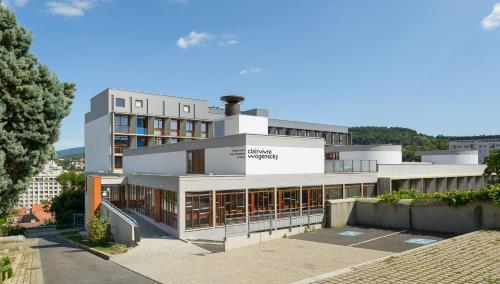 Centre International de Séjour André Wogenscky - Accommodation - Saint-Étienne