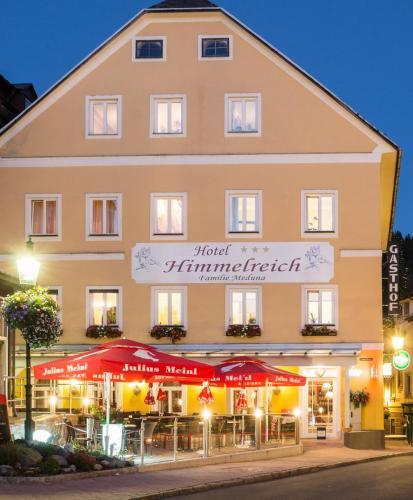 Hotel Himmelreich - Mariazell