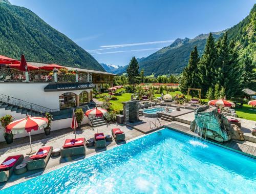 Relais&Châteaux Spa-Hotel Jagdhof - Neustift im Stubaital