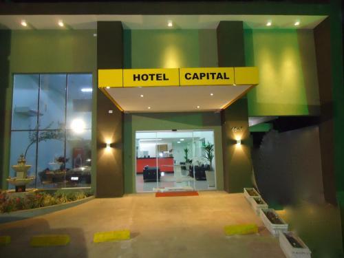 . Hotel Capital