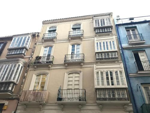 Hotel Aparthomes Malaga Carreteria