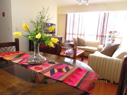 Bonito Apartamento en Miraflores Foto principal