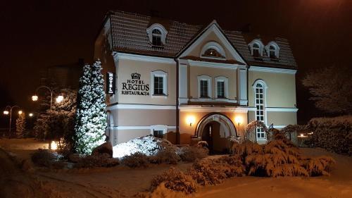 . Hotel Regius