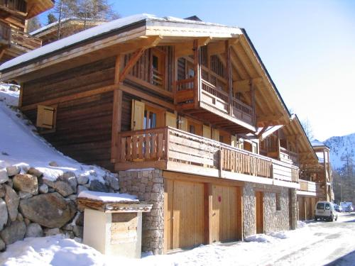 SCI Chalet Dempure Isola 2000