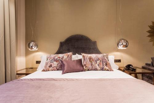 Deluxe Double Room Hotel Palacete de Alamos 15