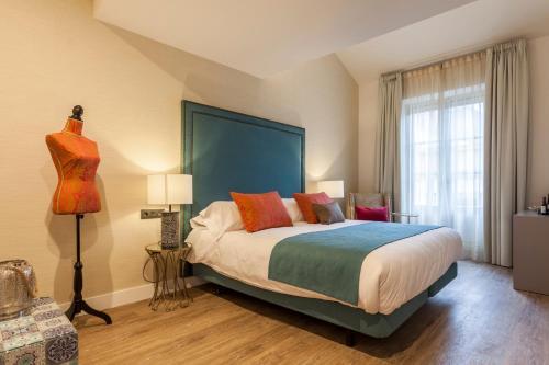Habitación Superior Hotel Palacete de Alamos 19
