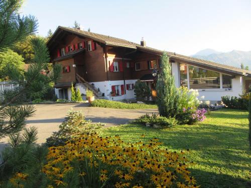 Chalet Wildhorn, 3803 Beatenberg