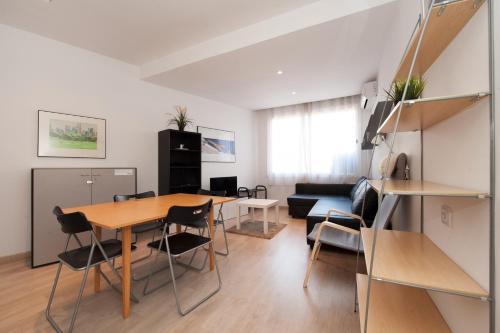 Bbarcelona Apartments Park Güell Flats photo 26