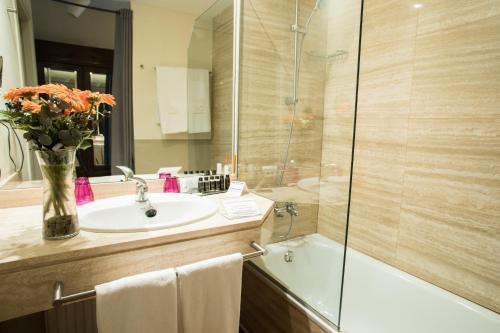 Doppelzimmer Hotel Cardamomo Siguenza 24